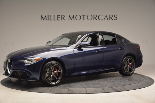 New 2017 Alfa Romeo Giulia Ti for sale Sold at Maserati of Greenwich in Greenwich CT 06830 2
