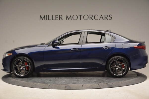 New 2017 Alfa Romeo Giulia Ti for sale Sold at Maserati of Greenwich in Greenwich CT 06830 3