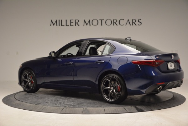 New 2017 Alfa Romeo Giulia Ti for sale Sold at Maserati of Greenwich in Greenwich CT 06830 4