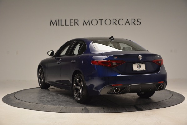 New 2017 Alfa Romeo Giulia Ti for sale Sold at Maserati of Greenwich in Greenwich CT 06830 5