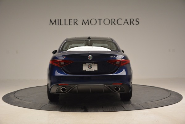 New 2017 Alfa Romeo Giulia Ti for sale Sold at Maserati of Greenwich in Greenwich CT 06830 6