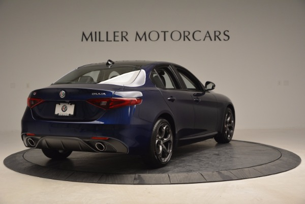 New 2017 Alfa Romeo Giulia Ti for sale Sold at Maserati of Greenwich in Greenwich CT 06830 7
