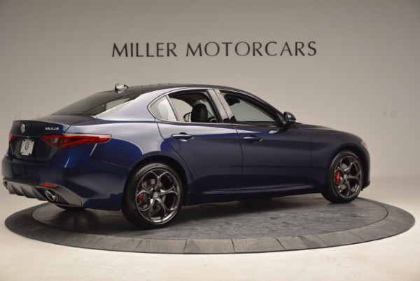New 2017 Alfa Romeo Giulia Ti for sale Sold at Maserati of Greenwich in Greenwich CT 06830 8