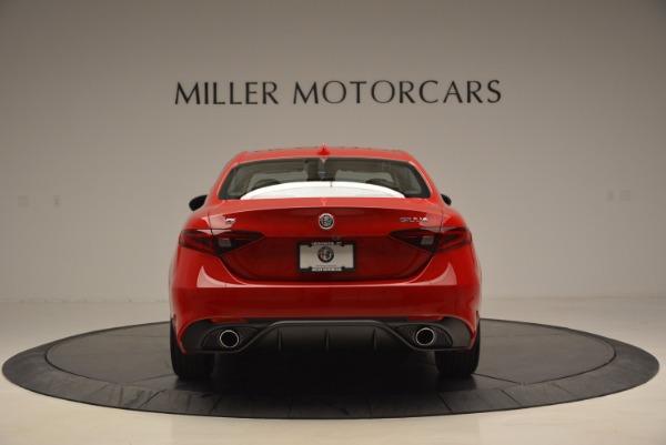 New 2017 Alfa Romeo Giulia for sale Sold at Maserati of Greenwich in Greenwich CT 06830 6