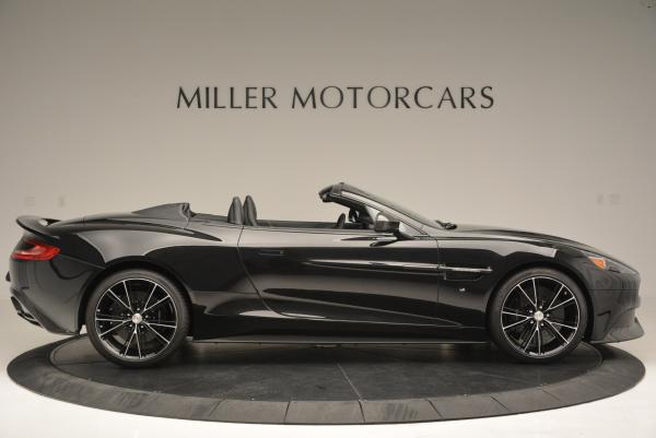 New 2016 Aston Martin Vanquish Volante for sale Sold at Maserati of Greenwich in Greenwich CT 06830 9