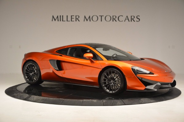 Used 2017 McLaren 570GT Coupe for sale $139,900 at Maserati of Greenwich in Greenwich CT 06830 10