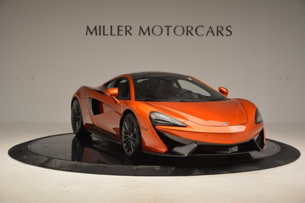 Used 2017 McLaren 570GT Coupe for sale $139,900 at Maserati of Greenwich in Greenwich CT 06830 11