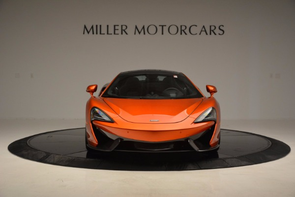 Used 2017 McLaren 570GT Coupe for sale $139,900 at Maserati of Greenwich in Greenwich CT 06830 12