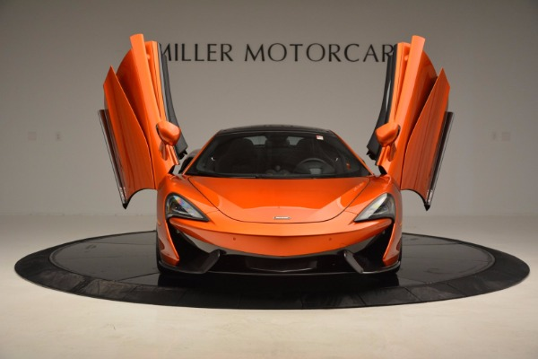 Used 2017 McLaren 570GT Coupe for sale $139,900 at Maserati of Greenwich in Greenwich CT 06830 13
