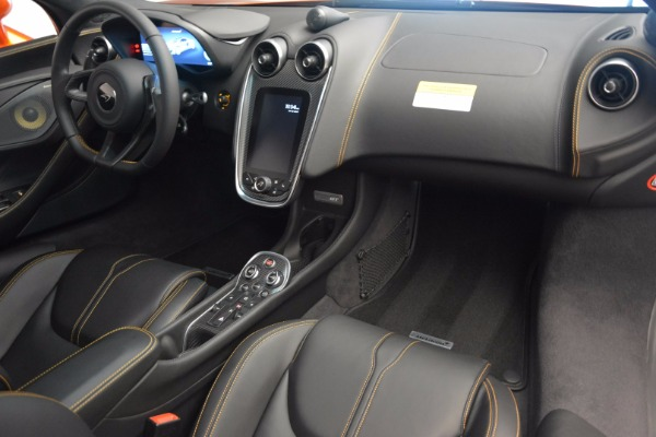 Used 2017 McLaren 570GT Coupe for sale $139,900 at Maserati of Greenwich in Greenwich CT 06830 17