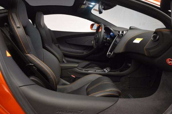 Used 2017 McLaren 570GT Coupe for sale $145,900 at Maserati of Greenwich in Greenwich CT 06830 18