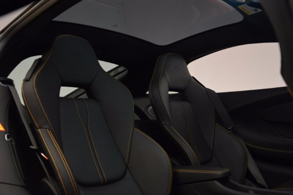 Used 2017 McLaren 570GT Coupe for sale $139,900 at Maserati of Greenwich in Greenwich CT 06830 19