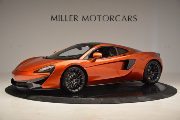 Used 2017 McLaren 570GT Coupe for sale $139,900 at Maserati of Greenwich in Greenwich CT 06830 2
