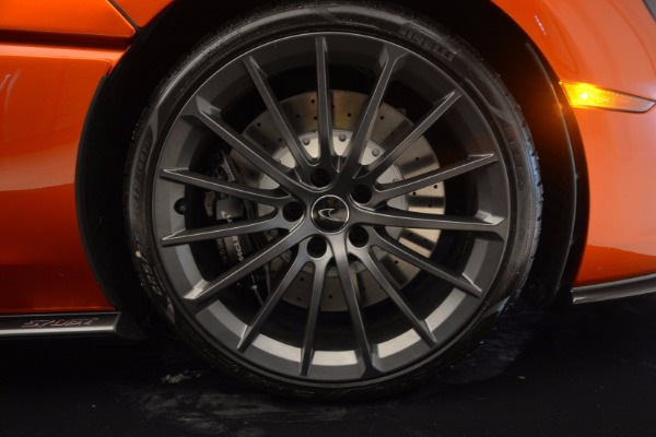 Used 2017 McLaren 570GT Coupe for sale $139,900 at Maserati of Greenwich in Greenwich CT 06830 21