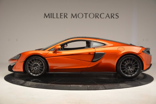 Used 2017 McLaren 570GT Coupe for sale $145,900 at Maserati of Greenwich in Greenwich CT 06830 3
