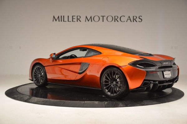 Used 2017 McLaren 570GT Coupe for sale $139,900 at Maserati of Greenwich in Greenwich CT 06830 4