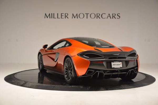 Used 2017 McLaren 570GT Coupe for sale $145,900 at Maserati of Greenwich in Greenwich CT 06830 5