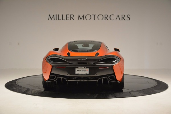 Used 2017 McLaren 570GT Coupe for sale $145,900 at Maserati of Greenwich in Greenwich CT 06830 6