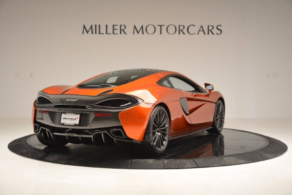 Used 2017 McLaren 570GT Coupe for sale $145,900 at Maserati of Greenwich in Greenwich CT 06830 7