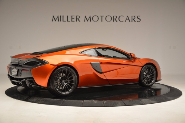 Used 2017 McLaren 570GT Coupe for sale $139,900 at Maserati of Greenwich in Greenwich CT 06830 8
