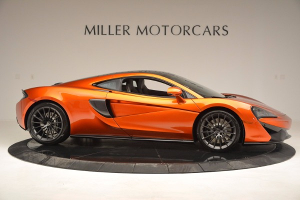 Used 2017 McLaren 570GT Coupe for sale $145,900 at Maserati of Greenwich in Greenwich CT 06830 9