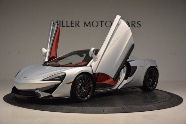 Used 2017 McLaren 570GT for sale Sold at Maserati of Greenwich in Greenwich CT 06830 14