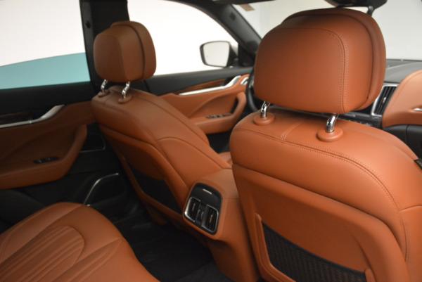 New 2017 Maserati Levante for sale Sold at Maserati of Greenwich in Greenwich CT 06830 25