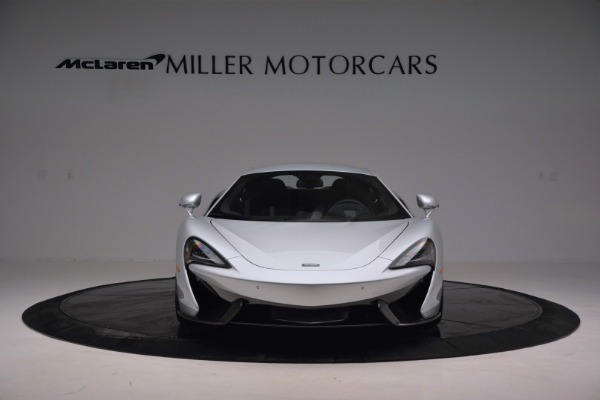 Used 2017 McLaren 570S Coupe for sale $149,900 at Maserati of Greenwich in Greenwich CT 06830 12