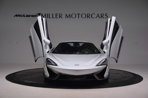 Used 2017 McLaren 570S Coupe for sale $149,900 at Maserati of Greenwich in Greenwich CT 06830 13