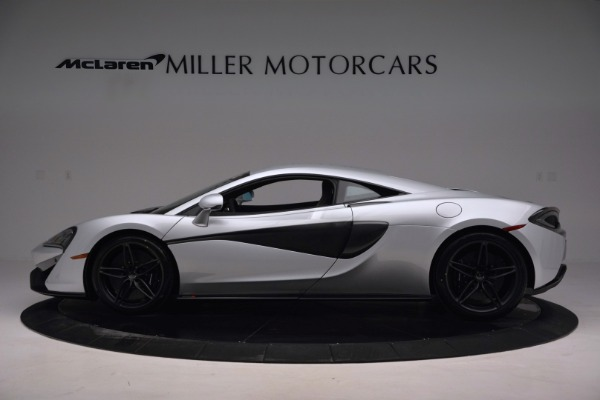 Used 2017 McLaren 570S Coupe for sale $149,900 at Maserati of Greenwich in Greenwich CT 06830 3