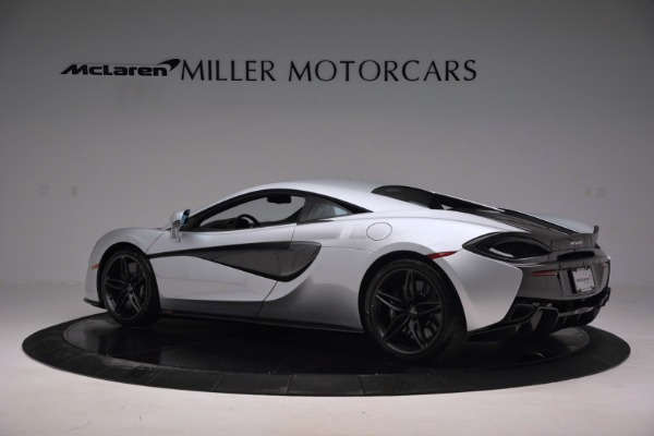 Used 2017 McLaren 570S Coupe for sale $149,900 at Maserati of Greenwich in Greenwich CT 06830 4