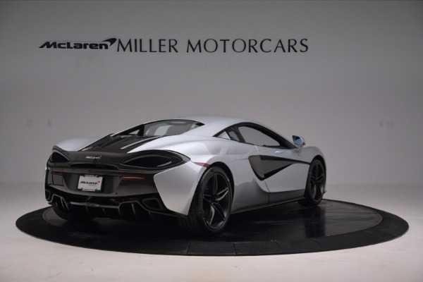 Used 2017 McLaren 570S Coupe for sale $149,900 at Maserati of Greenwich in Greenwich CT 06830 7