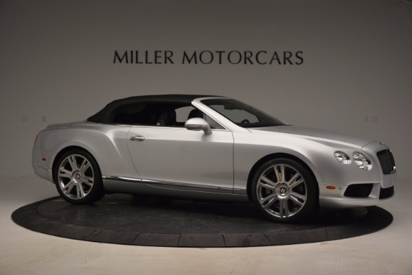Used 2013 Bentley Continental GT V8 for sale Sold at Maserati of Greenwich in Greenwich CT 06830 22