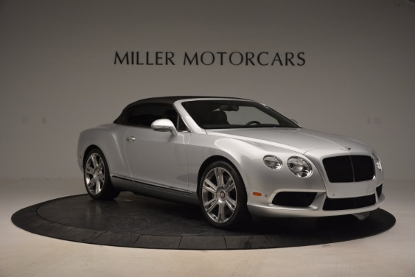Used 2013 Bentley Continental GT V8 for sale Sold at Maserati of Greenwich in Greenwich CT 06830 23