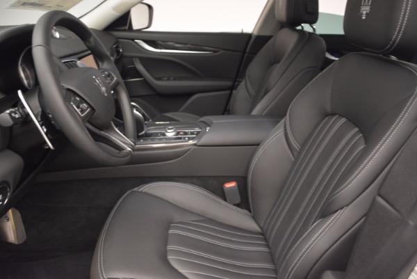 New 2017 Maserati Levante S Q4 for sale Sold at Maserati of Greenwich in Greenwich CT 06830 15