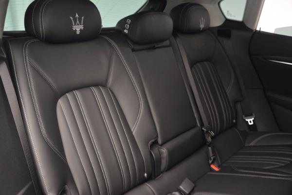 New 2017 Maserati Levante S Q4 for sale Sold at Maserati of Greenwich in Greenwich CT 06830 21
