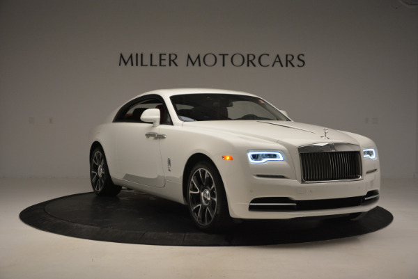New 2017 Rolls-Royce Wraith for sale Sold at Maserati of Greenwich in Greenwich CT 06830 13