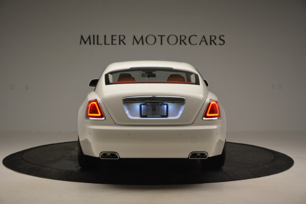 New 2017 Rolls-Royce Wraith for sale Sold at Maserati of Greenwich in Greenwich CT 06830 8