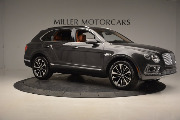 Used 2017 Bentley Bentayga W12 for sale Call for price at Maserati of Greenwich in Greenwich CT 06830 10