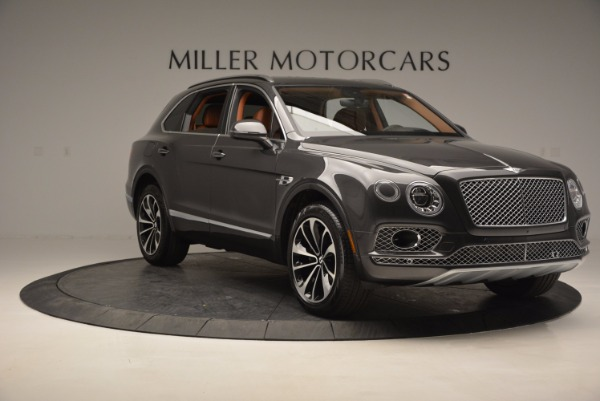 Used 2017 Bentley Bentayga W12 for sale Call for price at Maserati of Greenwich in Greenwich CT 06830 11