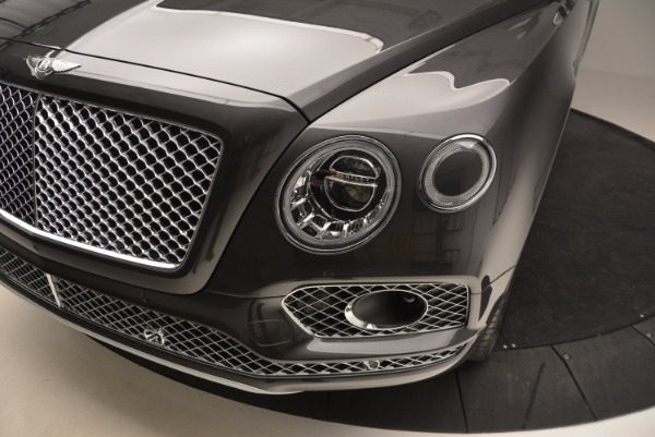 Used 2017 Bentley Bentayga W12 for sale Call for price at Maserati of Greenwich in Greenwich CT 06830 14