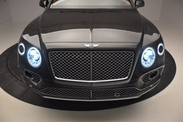 Used 2017 Bentley Bentayga W12 for sale Call for price at Maserati of Greenwich in Greenwich CT 06830 19