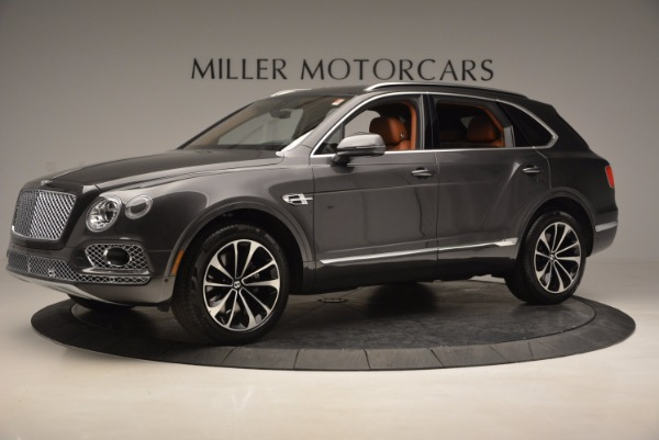 Used 2017 Bentley Bentayga W12 for sale Call for price at Maserati of Greenwich in Greenwich CT 06830 2