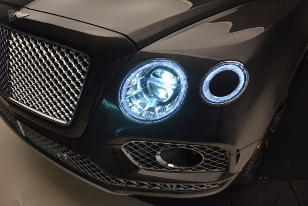 New 2017 Bentley Bentayga for sale Sold at Maserati of Greenwich in Greenwich CT 06830 20