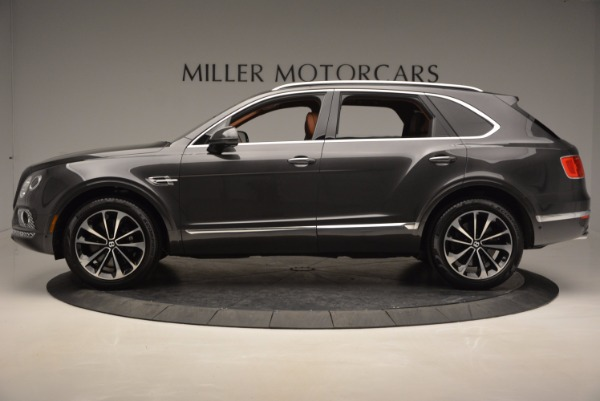 Used 2017 Bentley Bentayga W12 for sale Call for price at Maserati of Greenwich in Greenwich CT 06830 3
