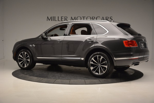Used 2017 Bentley Bentayga W12 for sale Call for price at Maserati of Greenwich in Greenwich CT 06830 4