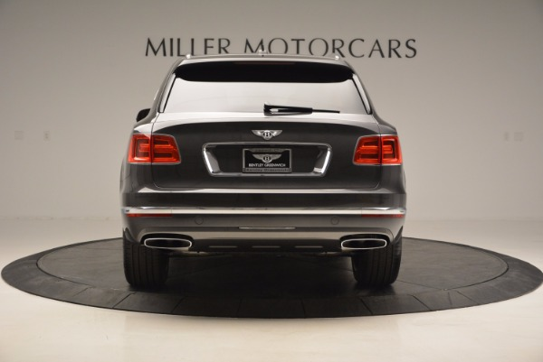 Used 2017 Bentley Bentayga W12 for sale Call for price at Maserati of Greenwich in Greenwich CT 06830 6