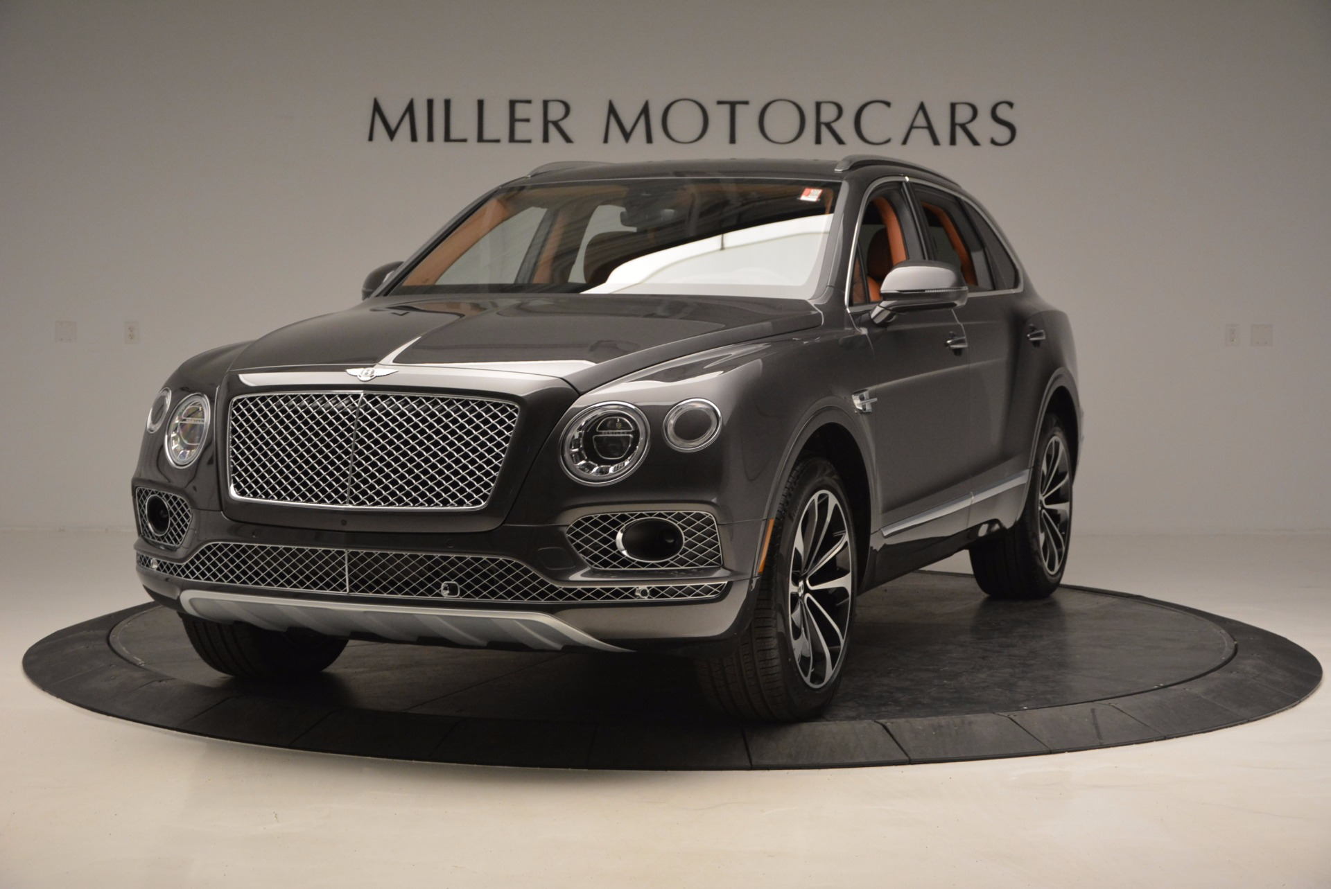 Used 2017 Bentley Bentayga W12 for sale Call for price at Maserati of Greenwich in Greenwich CT 06830 1