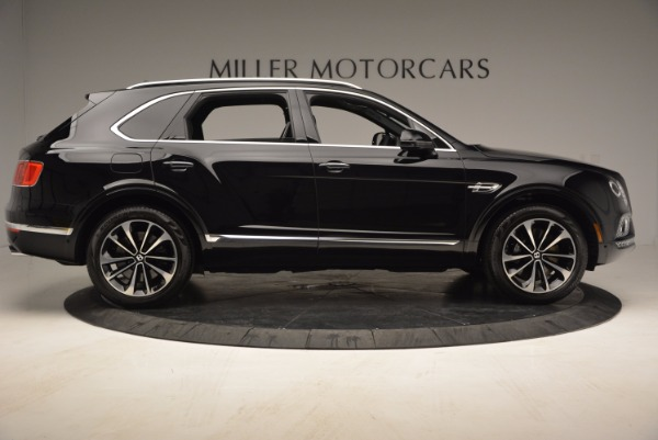 Used 2017 Bentley Bentayga for sale Sold at Maserati of Greenwich in Greenwich CT 06830 9