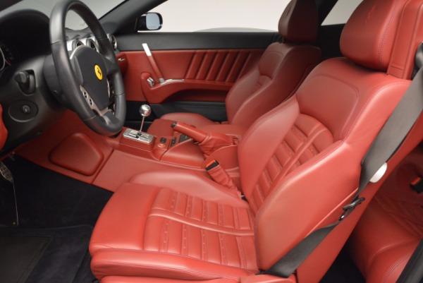 Used 2005 Ferrari 612 Scaglietti 6-Speed Manual for sale Sold at Maserati of Greenwich in Greenwich CT 06830 14